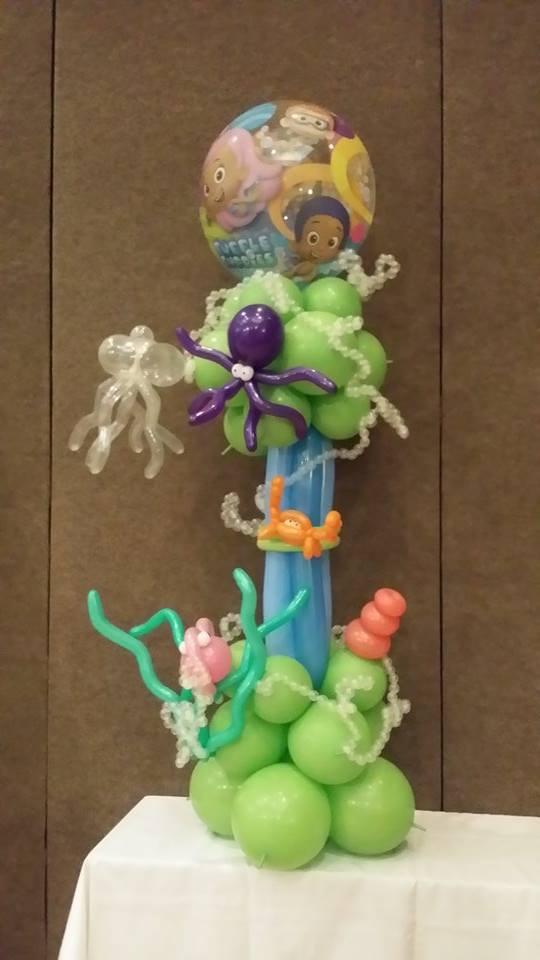 Balloon Art Pooof Productions