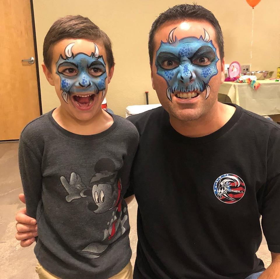 KIDS FACE PAINTING – ORLANDO FLORIDA