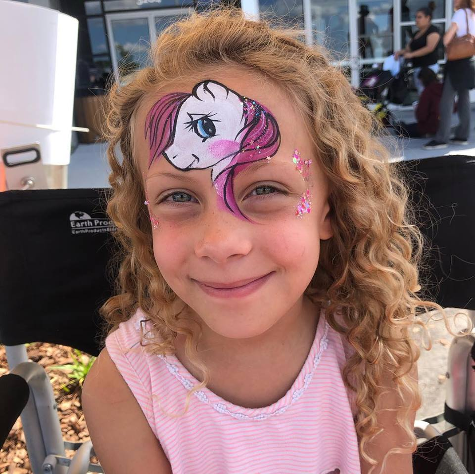 FACE PAINTING ORLANDO FLORIDA