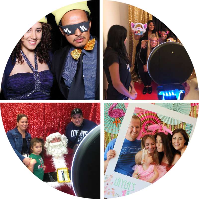 Pooofproctions photobooth events in Orlando FL